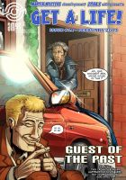 Get a Life 14 - cover - Guest of the Past by martin-mystere