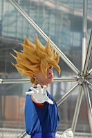 Vegetto Ssj Cosplay by Alexcloudsquall