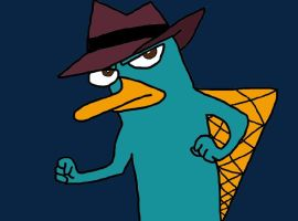 Agent P. by Tia445