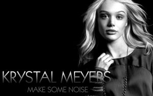 Krystal Meyers Wallpaper by audacious-milly