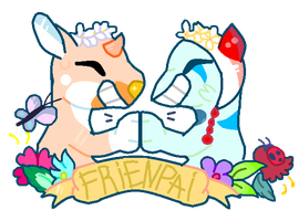 ~FRIENDPAI~ by crazywhiskers202