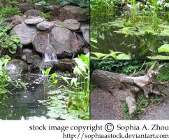 stock 1136: Garden 1 by sophiaastock