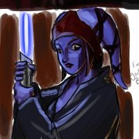 Aayla Secura by V2Buster