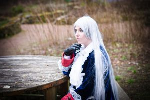APH: Lady Prussia by Blueberry-Tale