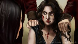 Lady Merreth: There Will Be Blood by SYoshiko