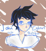 John Egbert by Pikyuu-Kikai