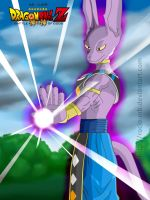 DBZ Battle of Gods: Birusu by rocio-mb