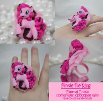 Pinkie Pie Eternal Chaos Ring by bluepaws21
