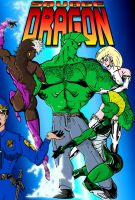 The Savage Dragon by yetixx