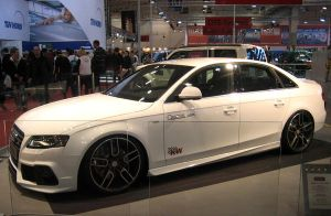 KW Tuned 2008 Hot Audi S4 GT by toyonda