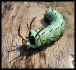 The Hickory Horned Devil Two by SilentDistractions
