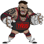 Tyrus Smash by juniorbethyname