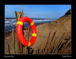 Rescue Me by mad1dave