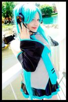 Vocaloids: Miku by ChroniclesofDestiny