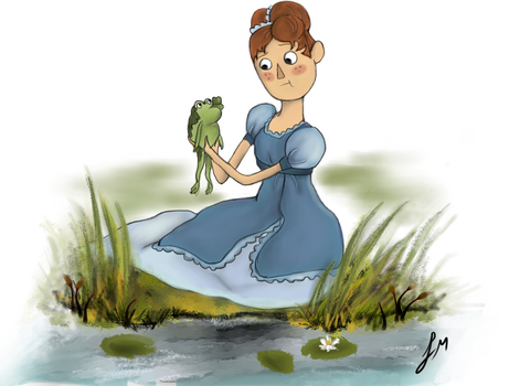OtGW- The Bird and The Frog by fnafmangl
