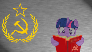 Twilight+Communism Wallpaper by RainbowTrixie