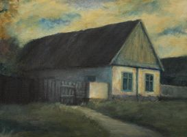 old house 2 by hartmano