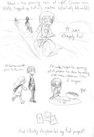 J's Daily Life Comix: Week 4 by Tozoku