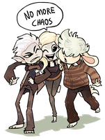 Chaos pack V3 by griffsnuff