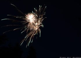 Fireworks 14 by M-L-Griffith