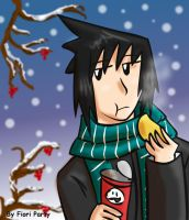Sasuke will get fat by fiori-party