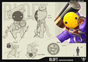 Bloft by 2MindsStudio