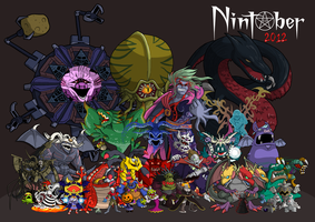 Nintober 2012 Group by fryguy64