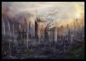 Lost City by chowyj