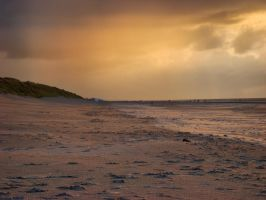 Ameland Sunset 9 by Misterooo