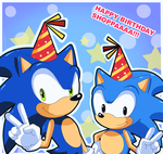 Happy Birthday Shoppaaaa by Domestic-hedgehog