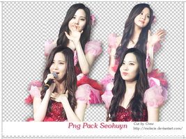PNG PACK - SEOHUYN By CREW by Molncie