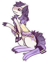 Weaver Doodle - Kavaro by Crystal-Comb