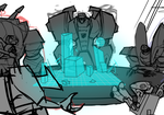 WIP TFA Combaticons by Brickerer
