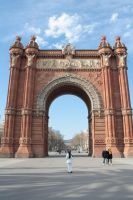 Triumphal arch stock 1 by LutherHarkon