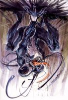 Sketch 53: Venom by Cinar