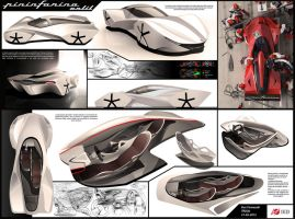 Pininfarina Enlil Project by Wesker250