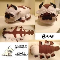 Appa by mightymola