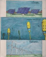 Clean Renewable Energy Project by whinnteress