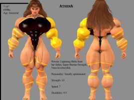 Athena - Fact Sheet by Angel-Uriel15