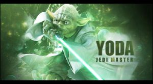 Yoda by Greev