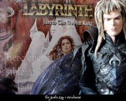 Jareth The Goblin King 4 by onivalentine