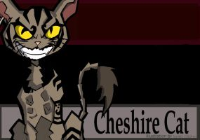Cheshire Cat by CheshireCatEZ