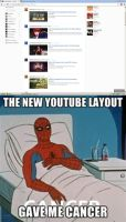 Youtube Changes Again by AlphaMoxley95
