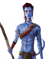 Avatar character by Springkiwi