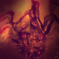 Color Palette Quelaag by Ahrjey