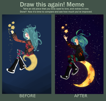 {improvement meme} by peachshark