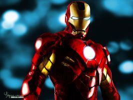 Iron Man by arabdel