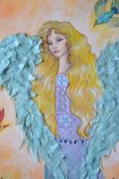 Featured Heavenly Angel by FiabeSCa