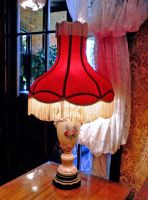old style lamp by clandestine-stock