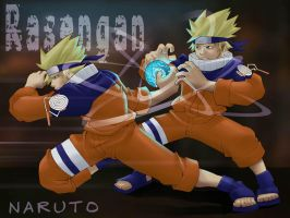naruto: rasengan...... by DXSinfinite
